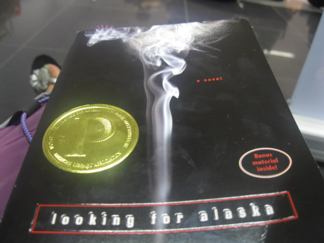 The Colonel From Looking For Alaska: Looking For Alaska.. And Getting Out Of The Labyrinth Of